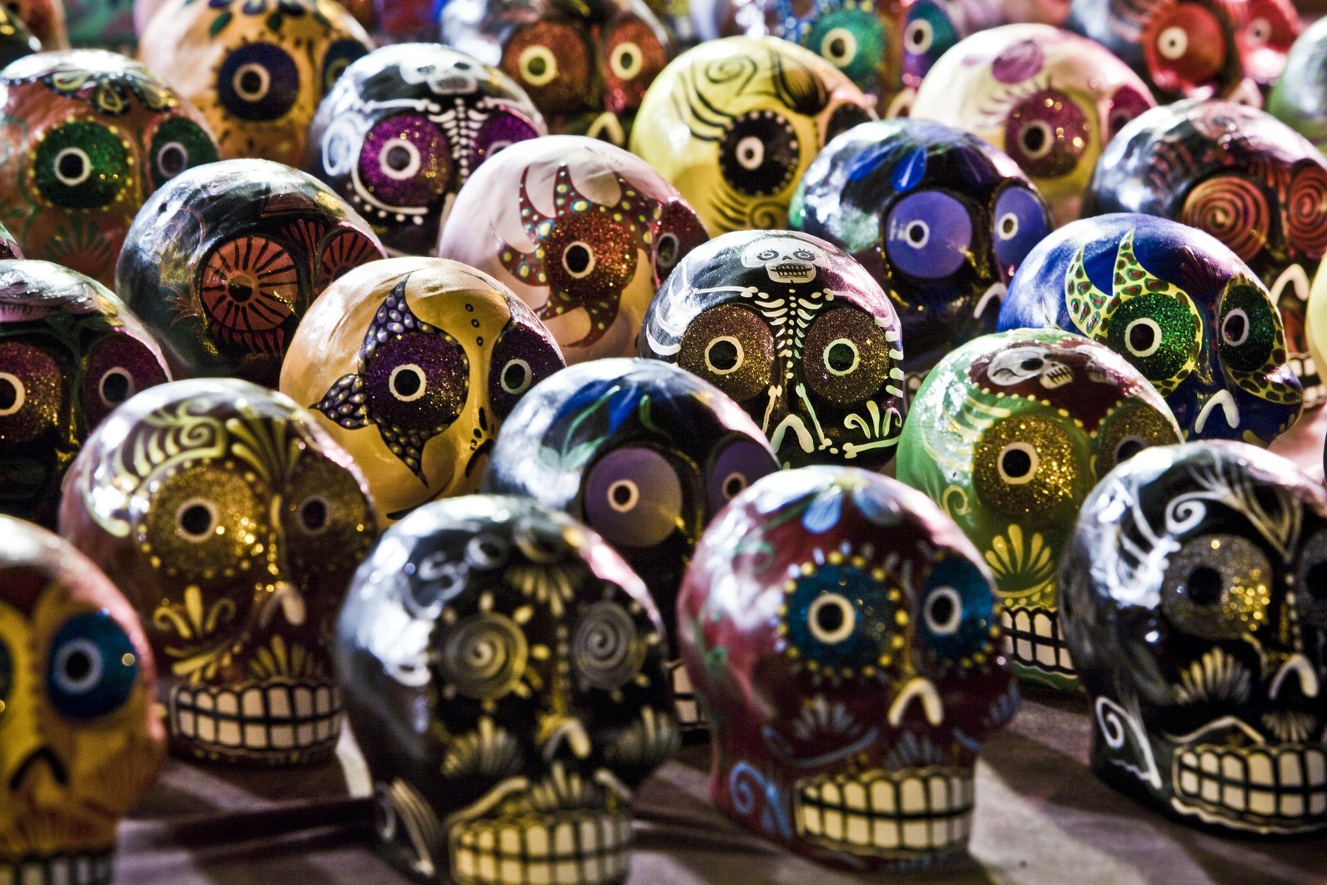 Arte mexicano en Cherry Pecas