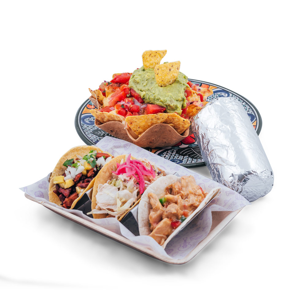 burritos tacos
