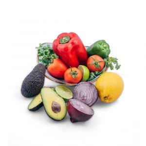 verduras cherry